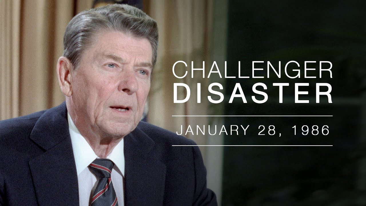 ronald reagan challenger speech Photo credit: the ronald reagan presidential foundation former president ronald reagan passed away 14 years ago this month he was a masterful communicator who was faced with a daunting communication situation immediately after the space shuttle challenger disaster.