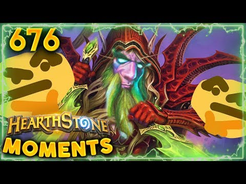 WHO'S THE DRUID NOW?! | Hearthstone Daily Moments Ep. 676