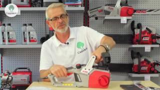 AL-KO EKS 2400/40 електрична ланцюгова пила – відеоогляд