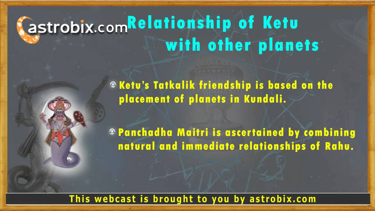 Ketu in Vedic Astrology - It's influence on your horoscope
