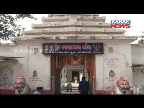 balaram jew temple of dhenkanal remains in a derelict condition