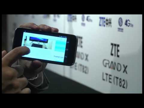 ZTE Grand X LTE Product Intro