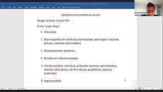#VK21 Klerige: Interkultura komunikado sur ekrano (Kristin Tytgat)