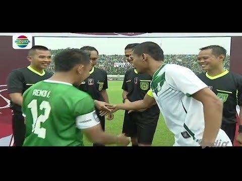 PERSEBAYA SURABAYA (6) vs PSMS MEDAN (7) - Highlight   Piala Presiden 2018