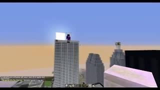 Minecraft Building Toronto - Behind the Scenes