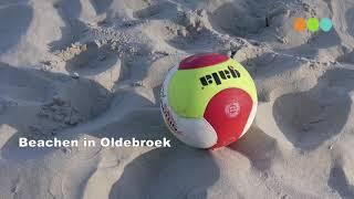 Jonker Blauwwit heeft eigen beachvolleybal-accomodatie