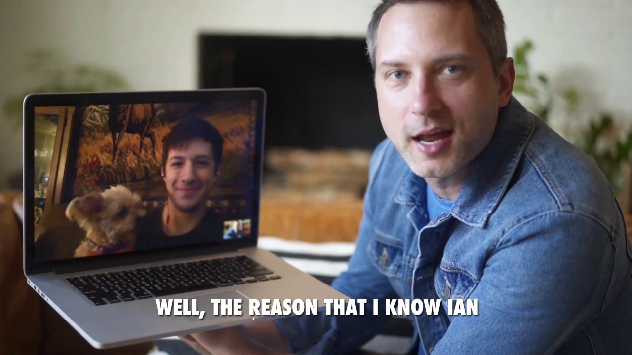 Brandon Heath - The Story Behind Making My Entire Album Available in American Sign Language