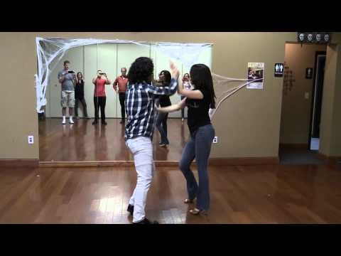 How to Salsa Dance - Salt Lake City Utah - Df Dance Studio