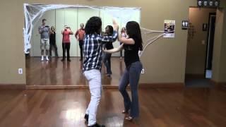 How to Salsa Dance - Salt Lake City Utah - Df Dance Studio