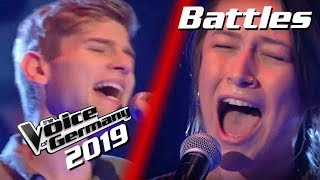 The Fray - You Found Me (Linus Hemker vs. Noemi Treude) | The Voice of Germany 2019 | Battles