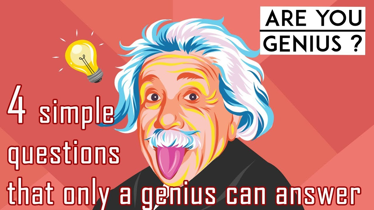 4 Mind Blowing Questions Only Genius Can a Answer- Part-2 ...