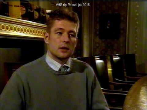 2000 feb. Jos Verstappen ned2 studio sport interview