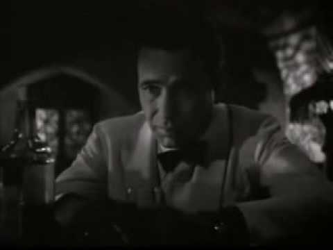 all the gin joints in all the towns in all the world