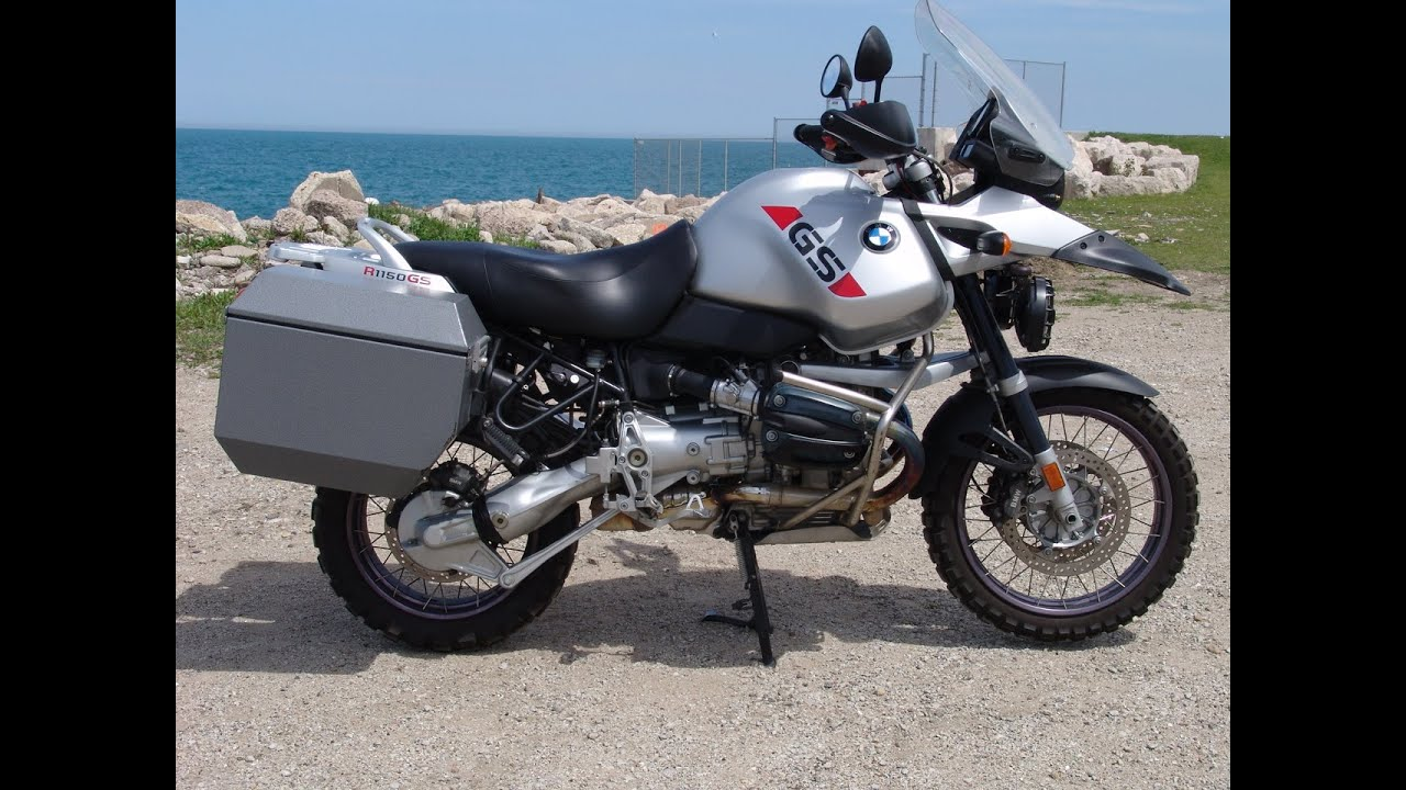 2003 Bmw R1150gs Adventure Youtube