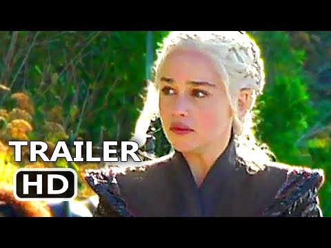 GAME OF THRONES Season 7 Official Behind The Scenes + Trailer (2017) GOT, TV Show HD
