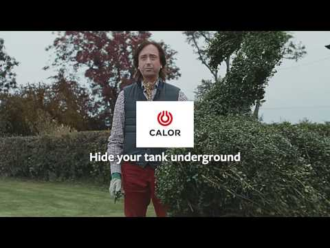 Clever Dick - Calor Underground Tank TV ad