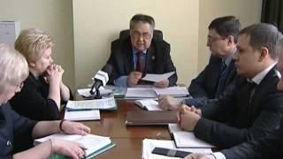 Совещание по ситуации на спирткомбинате 20.02.2012