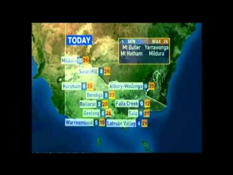 mum's group weather segment