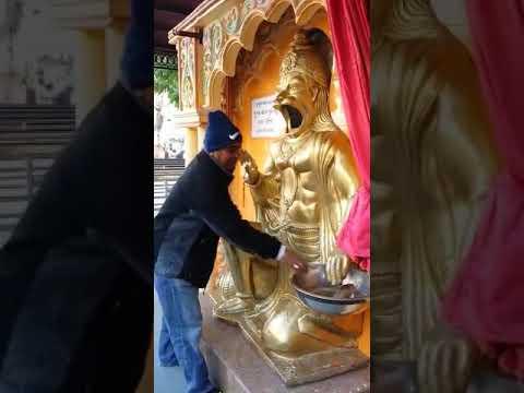 Hanuman ji ki asi murti nahi dakhi hogi
