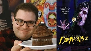 Night of the Demons 2 (1994) - Blood Splattered Cinema (Horror Movie Review)