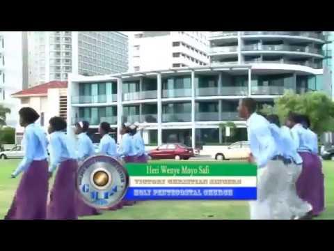 Nyakati Tulizonazo || Australia Choir || Official Video 2013