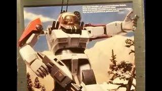 Ziyon Robotech Changers de Revell