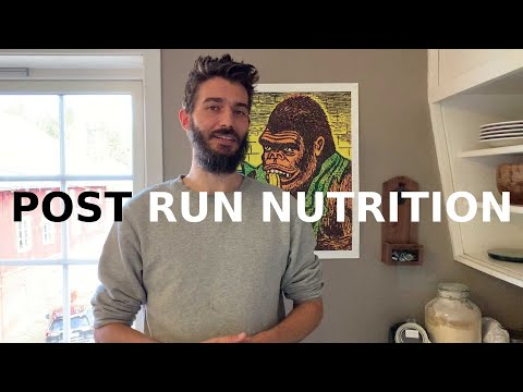 What To Eat After A Run | Post Workout Nutrition