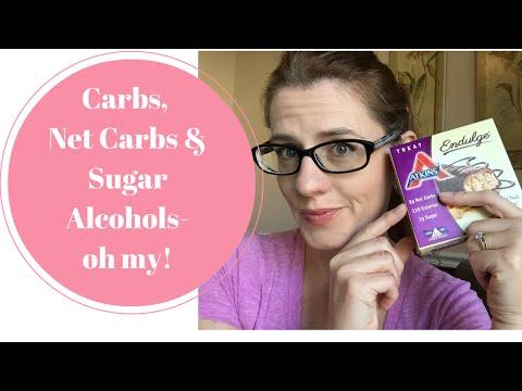 Carbs, Net Carbs & Sugar Alcohols- oh my!