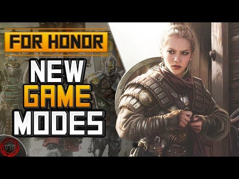 Would New Game Modes Help For Honor?