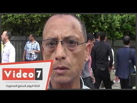 اليوم السابع : بالفيديو..مواطن يطالب وزير الإسكان بتخفيض أسعار الشقق السكنية للمشروع الاجتماعى