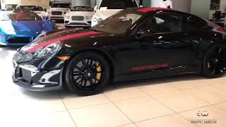 One 991 made this porsche 911R , ExoticCarclub chicago