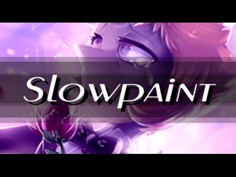 Pearl SLOWPAINT (Steven Universe) It's over isn't it.  READ DESCRIPTION!!!!