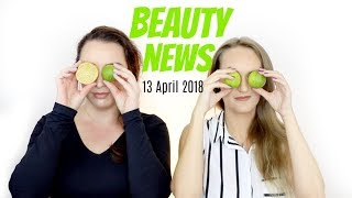 Beauty News - 13 April 2018 | New Release & Updates