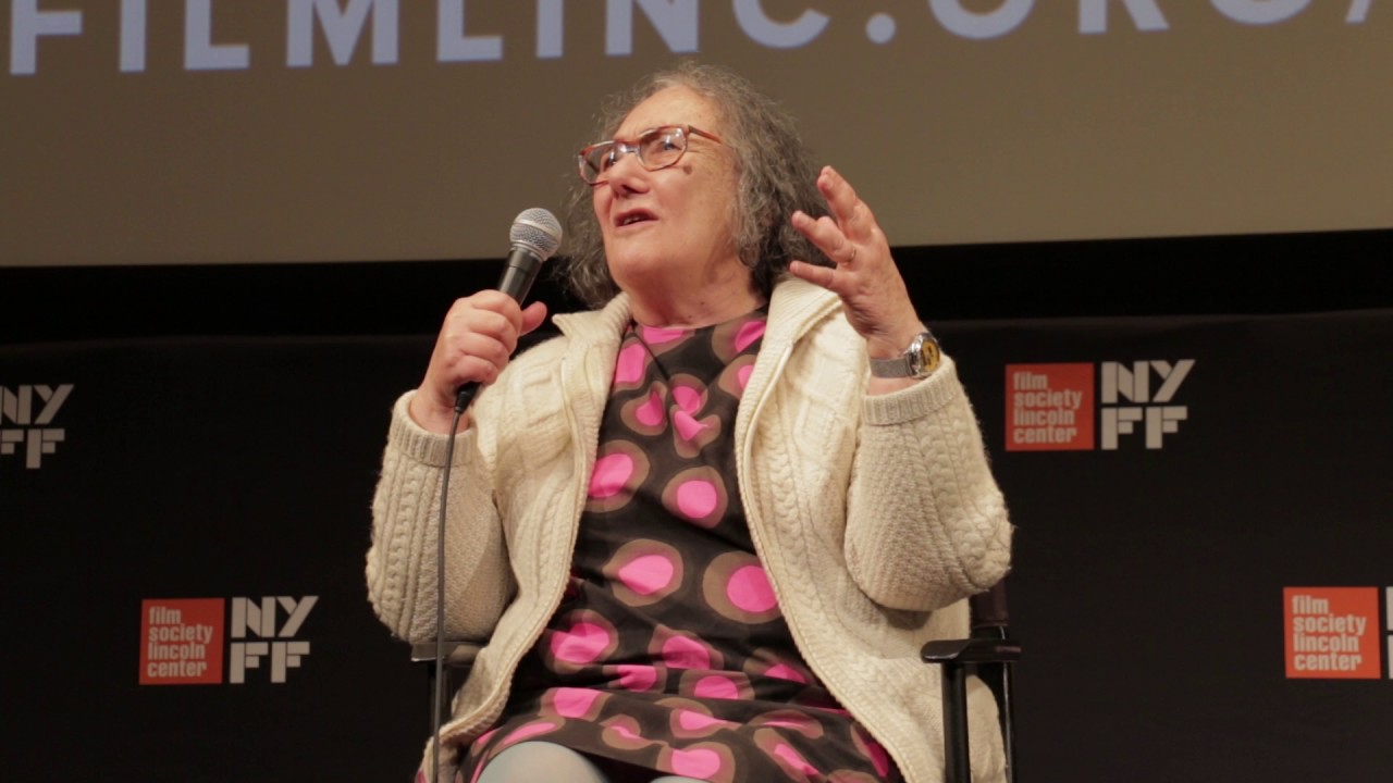 'The B-Side: Elsa Dorfman's Portrait Photography' Q&A | Errol Morris & Elsa Dorfman | NYFF54