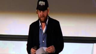 Building a Community of Artists: Brian Stofer at TEDxNiagaraCollege