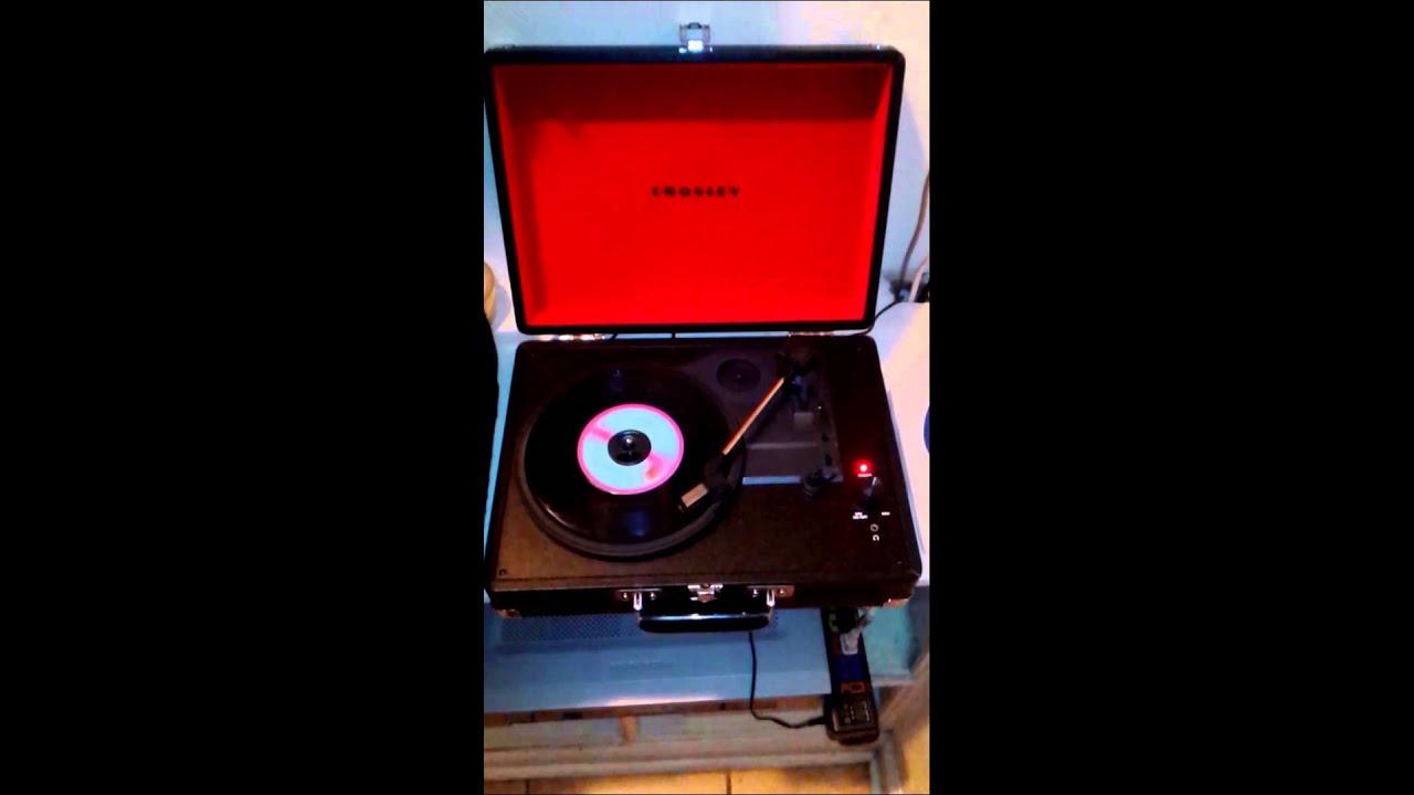 rare GOSPEL SIX God Done Got Tired SOUL R&B 45 rpm