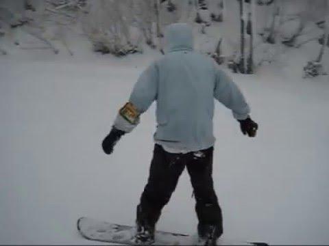Snowboarding Niigata