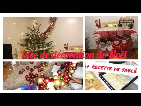 🎄idée-de-décoration-de-noël-fait-maison-original-et-pas-cher🎄