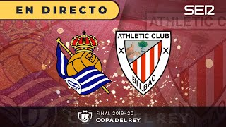 🏆 ¡LA REAL SOCIEDAD SE LLEVA LA COPA! ⚽️ Athletic Club 0 - 1 Real Sociedad | Final de la Copa