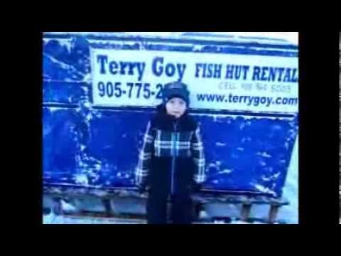TERRY GOY   BLUE ICE HUT RENTALS