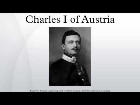 Charles I of Austria