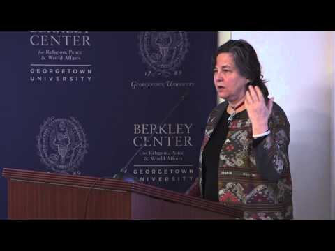 Katherine Marshall on Religions and Development