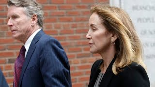 Felicity Huffman sentenced to 14 days in prison, 250 hours of community service