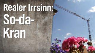 Realer Irrsinn: Der So-da-Kran | extra 3 | NDR