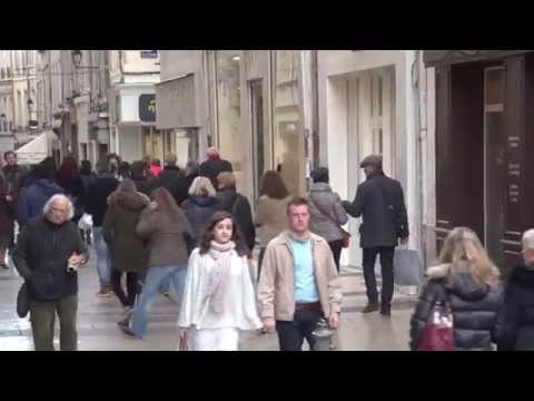 Avignon, France part 2  walking tour in Old Town