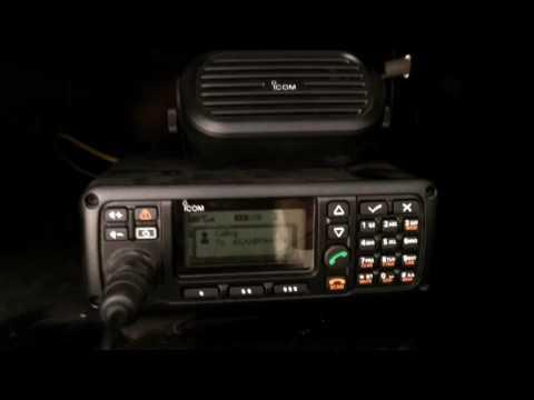 Comunicación ALE HF ICOM