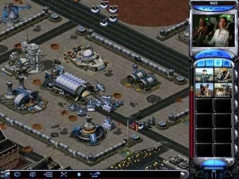 """""""Mission 1"""" Command & Conquer Red Alert 2 Yuri's Revenge Campaign"""