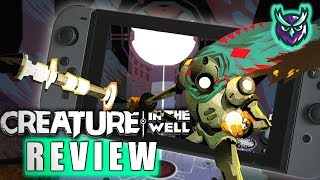 Creature in the Well Switch Review - Zelda X Pinball! (Video Game Video Review)