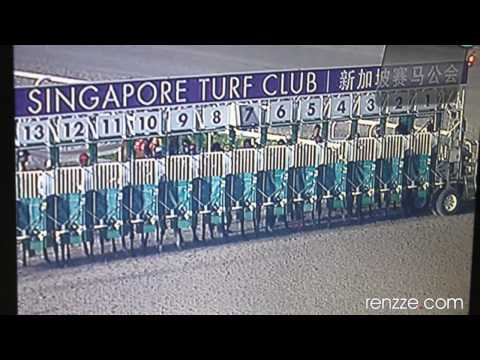 Singapore Turf Club - Horse Racing