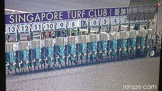 Singapore Turf Club - Horse Racing